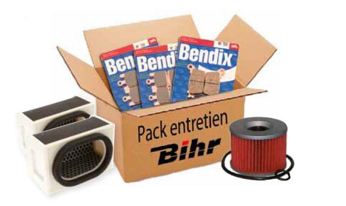 Pack entretien moto Bihr pour Suzuki GSF 1200 Bandit 01-04
