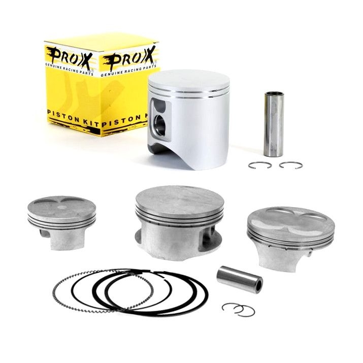 Piston Ø55,97mm Prox coulé Cagiva 125 Mito 90-92