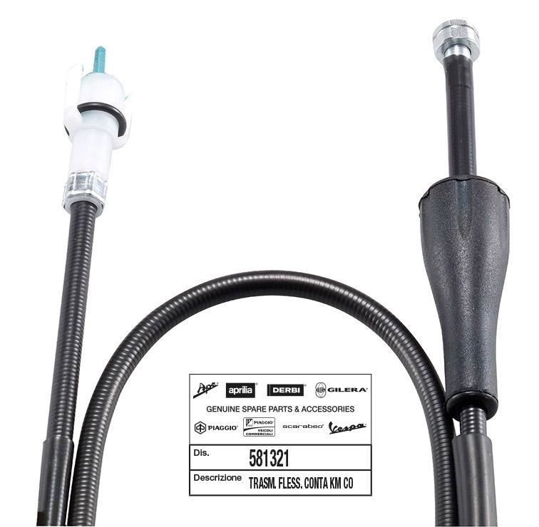 Câble de compteur Piaggio Zip 50 4T/Zip 100