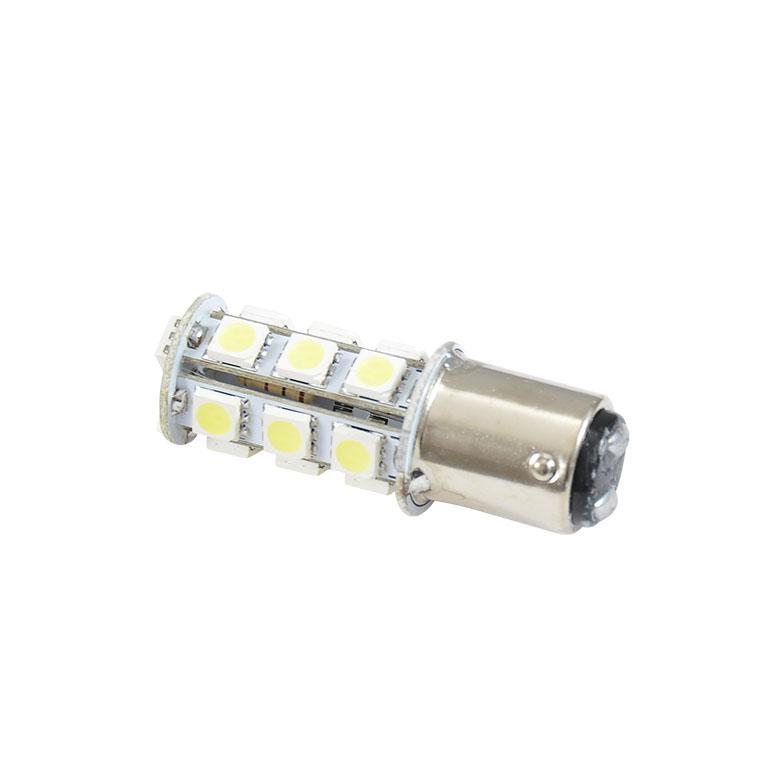 Ampoule Tun'R 12V 21/5W BAY15D 18 LEDS blanc