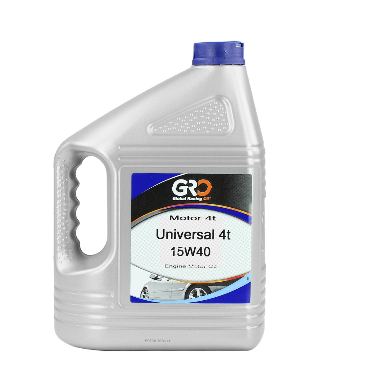 Huile GRO 4t universal 15w40 5L