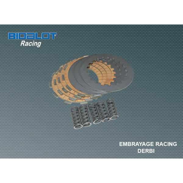 Embrayage Bidalot Racing Factory Derbi Euro 2/3