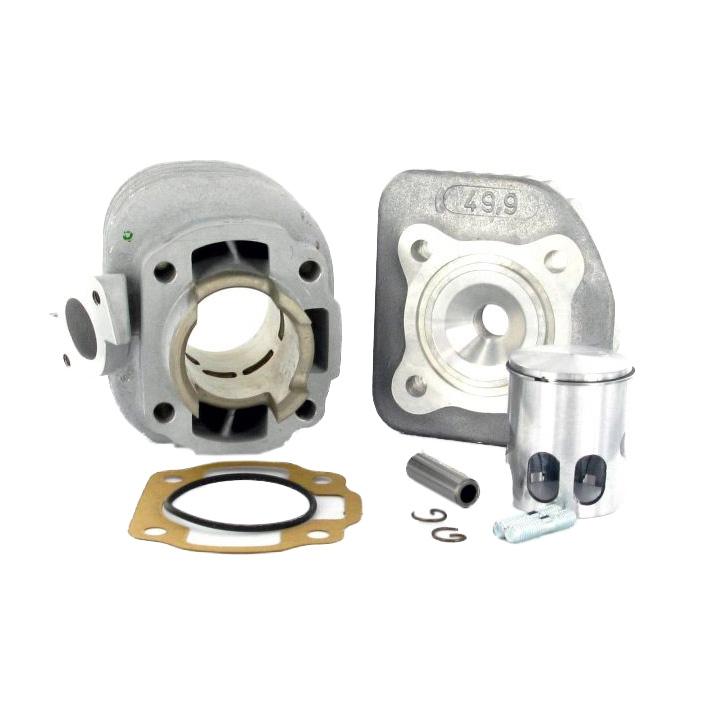 Cylindre culasse D.40 Doppler S1R Alu Ovetto 50cc