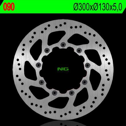Disque de frein NG Brake Disc D.300 avant gauche - 090