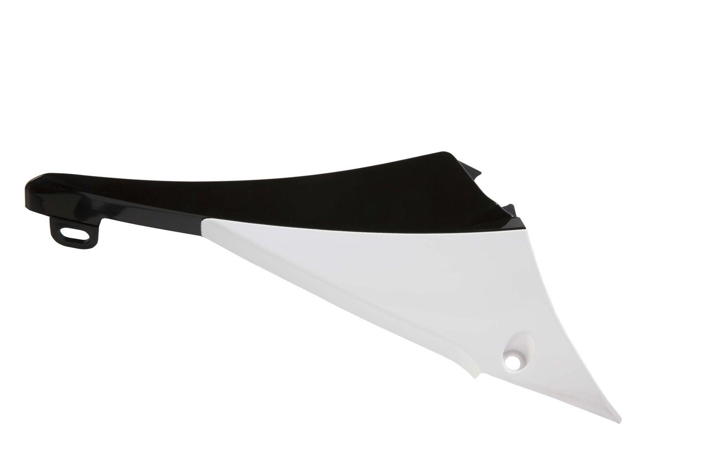 Caches de réservoir Acerbis Yamaha 450 YZF 10-13 blanc/noir (paire)