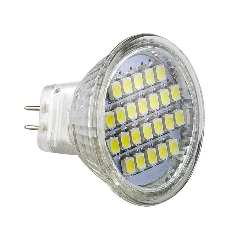 Ampoule dichroïque LED MR11 D.34