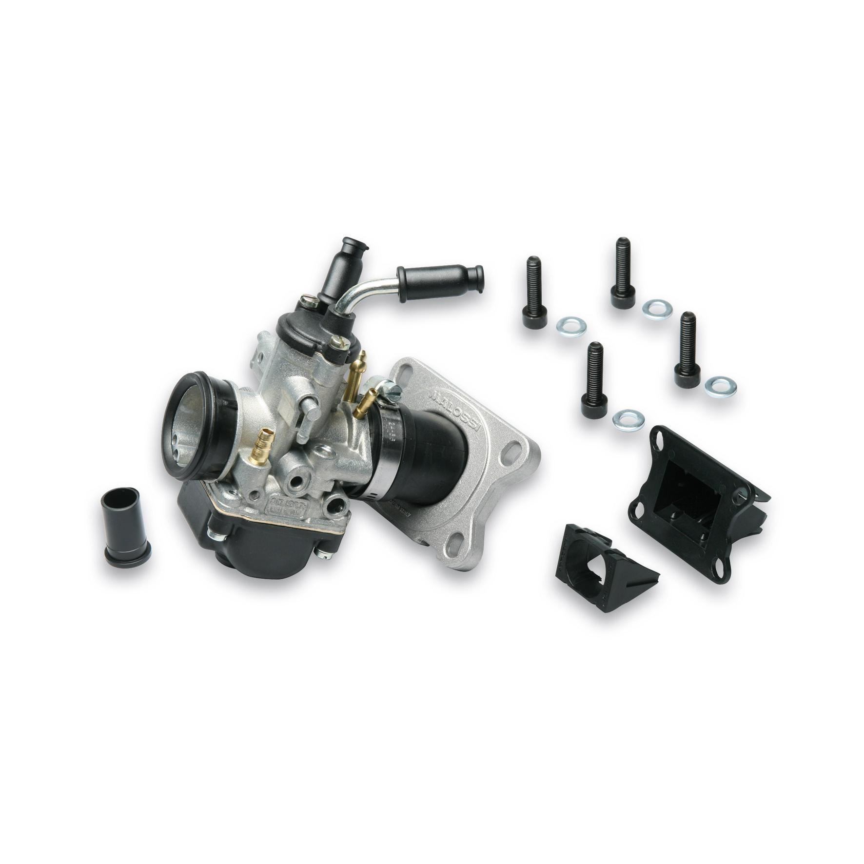 Kit carburateur Malossi PHBG 21 avec starter a câble