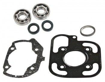 Kit roulements de vilebrequin + joints haut moteur C4 pour Peugeot Lud