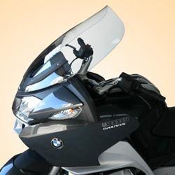 Bulle Bullster haute protection 75 cm fumée grise BMW R 1200 RT 05-09