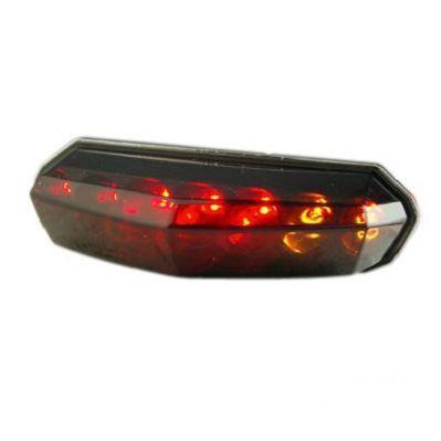 Feu arrière LED Tun'R fumé universel avec clignotants