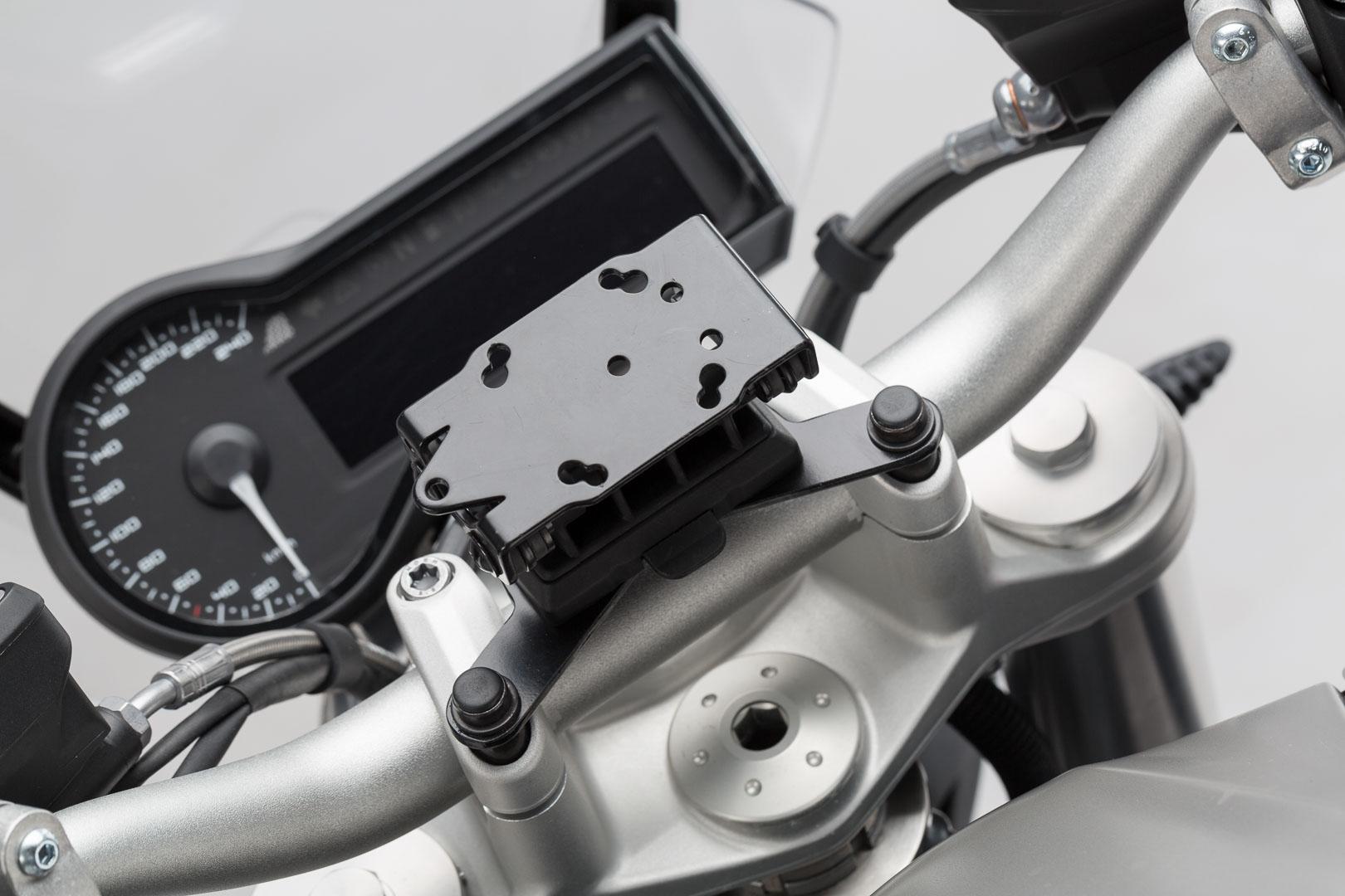 Support GPS SW-Motech QUICK-LOCK noir BMW R 1200 R 15-18