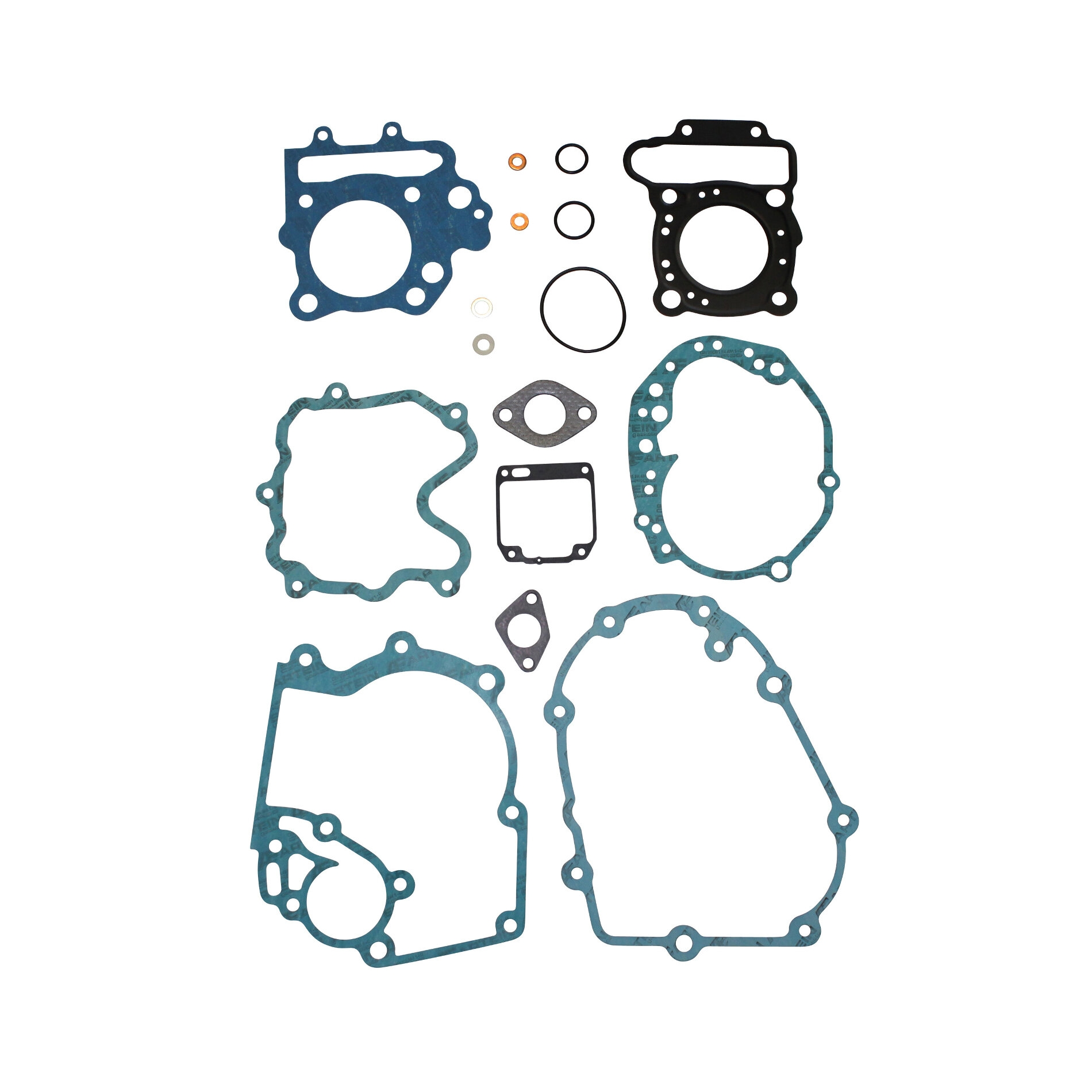 Pochette de joints moteur Artein adaptable Peugeot 125 elyseo