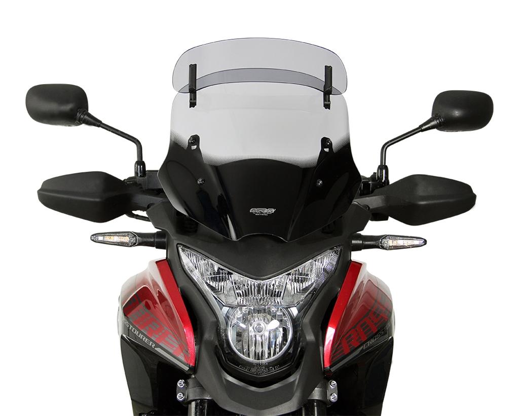 Pare-brise MRA Vario Touring fumé Honda VFR 1200 X Crosstourer 16-18