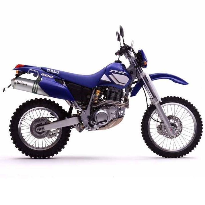 Silencieux Leovince X3 Aluminium pour Yamaha TTE 600 94-02