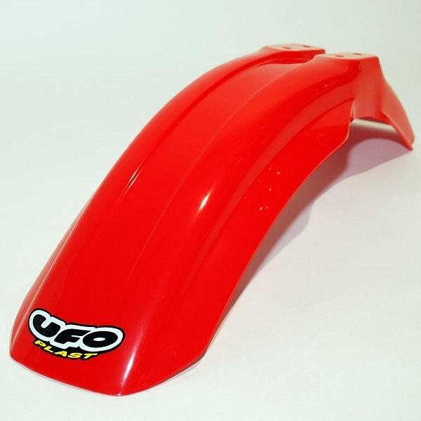 Garde-boue avant UFO Honda 80 CR 96-02 rouge (rouge CR 00-12)