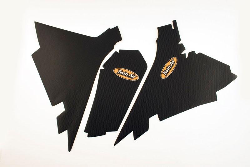 Kit déco boîte à air anti-dérapant Twin Air Noir pour KTM SX-F 250 13-