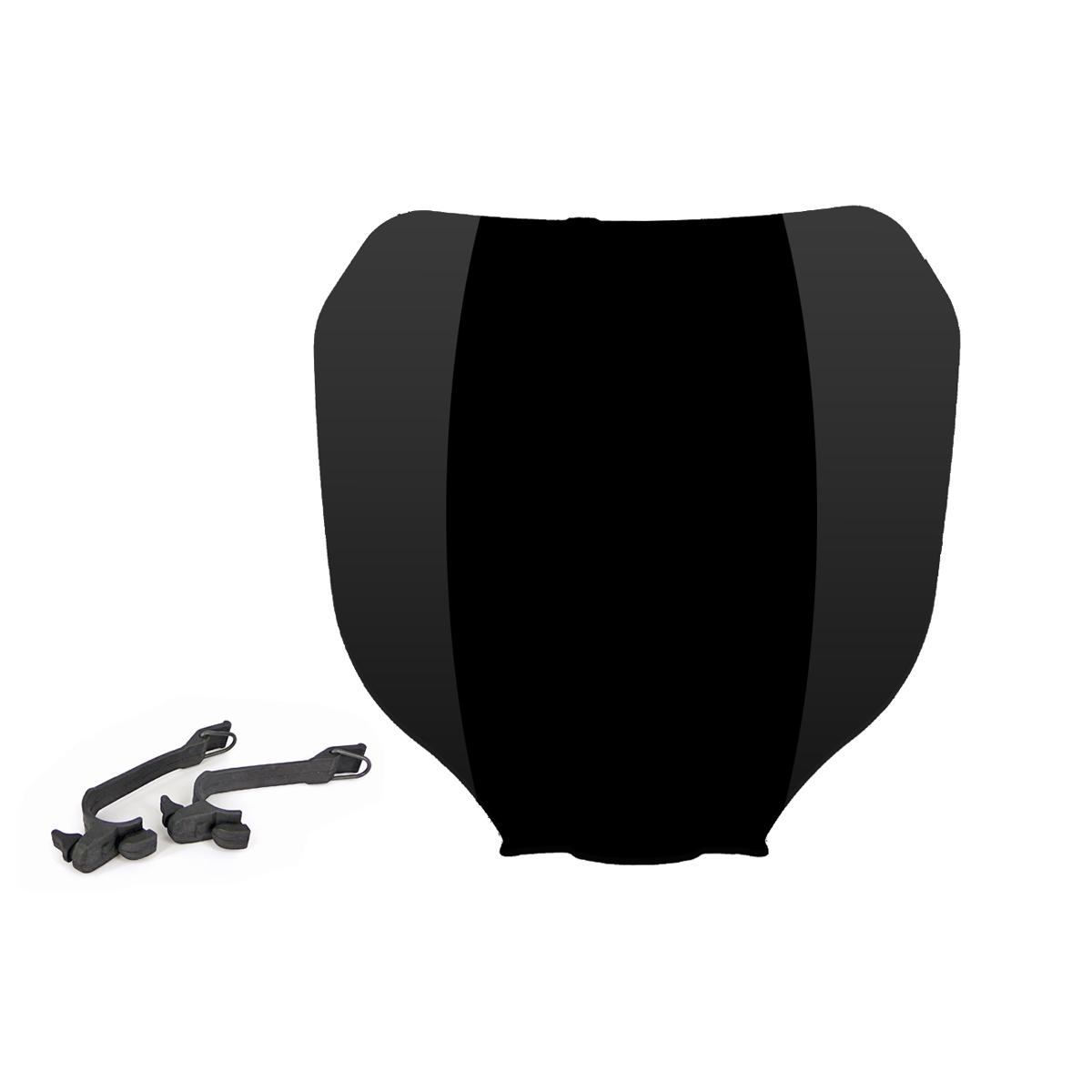 Tête de Fourche Cross - Noir