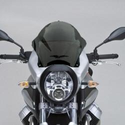 Saute-vent Bullster 36,5 cm incolore Moto Guzzi 1200 Sport 09-14