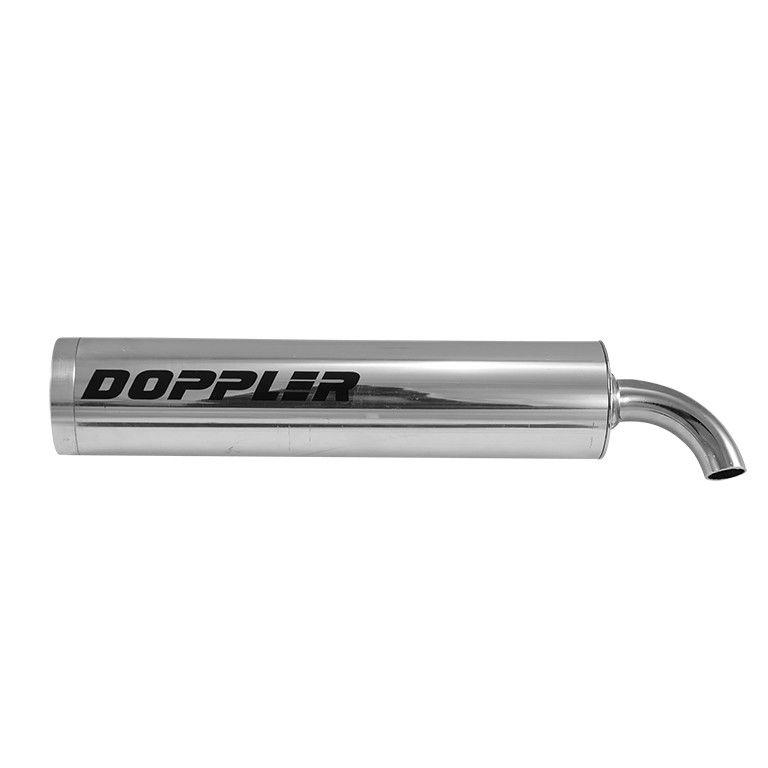 Silencieux Doppler S3R montage universel D.60 alu
