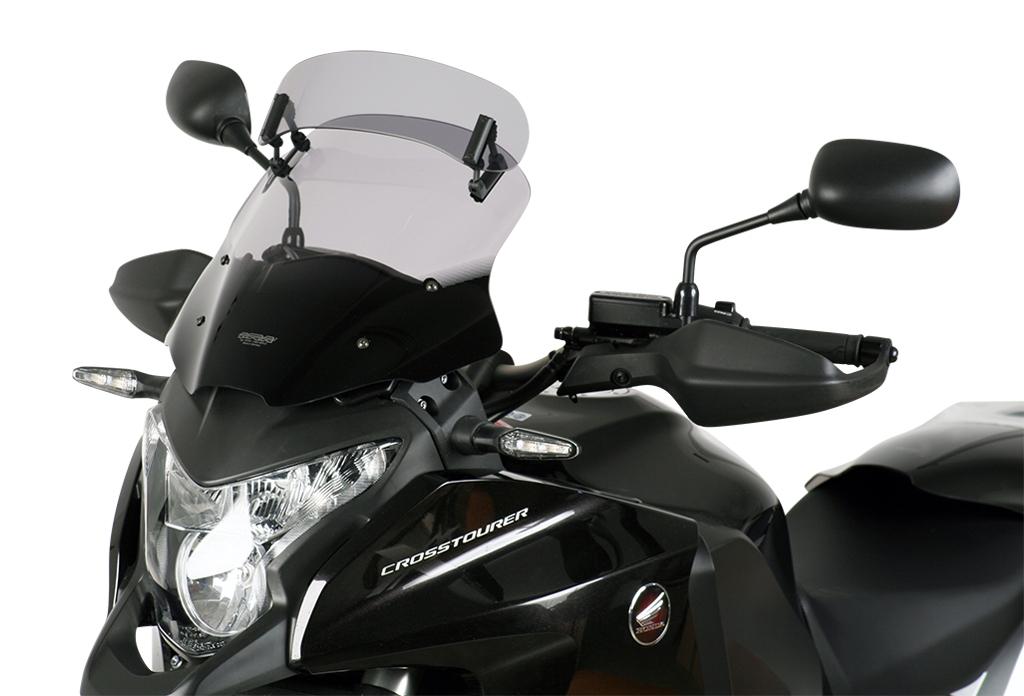 Pare-brise MRA Vario Touring fumé Honda VFR 1200 X Crosstourer 12-15
