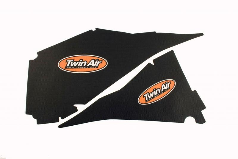 Kit déco boîte à air anti-dérapant Twin Air Noir pour KTM SX-F 250 07-