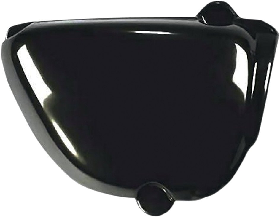 Cache latéral droit Maier USA Honda CB 500 71-76 noir