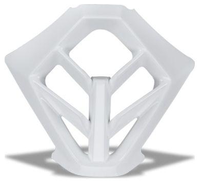Ventilation mentonnière pour casque Bell Moto 9 Flex / Moto 9 blanc