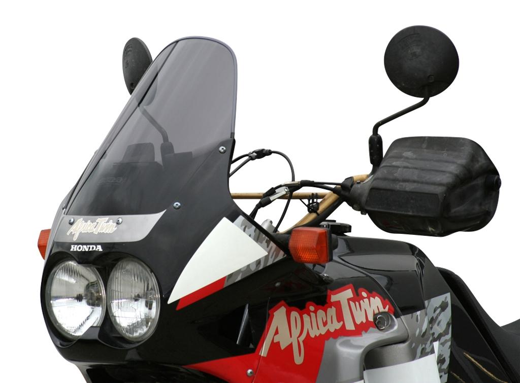 Pare-brise MRA type origine clair Honda XRV 750 Africa Twin 90-92