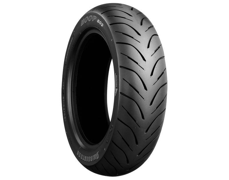 Pneu Bridgestone Hoop B02 130/70-16 TL 61P