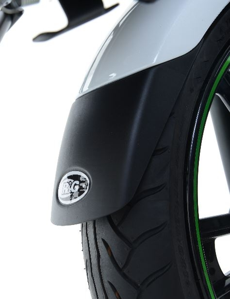 Extension de garde-boue avant R&G Racing noir Honda VFR 800 F 14-18