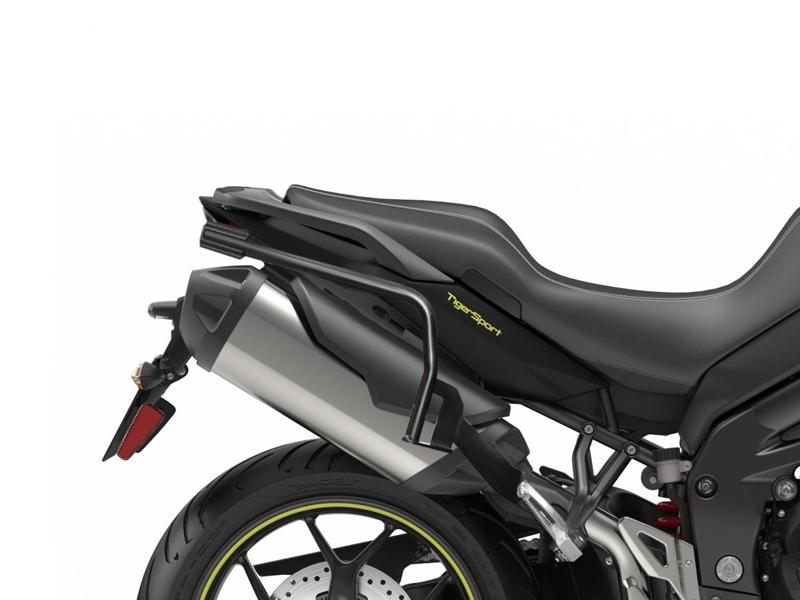 Supports de valises latérales Shad 3P System Triumph 1050 Tiger Sport