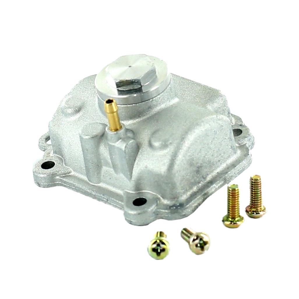 Cuve complète de carburateur Polini Coaxial D.15 - 23 - Gris