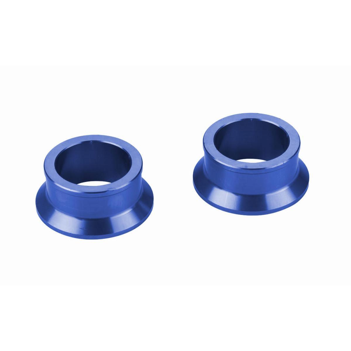 Entretoises de roue arrière Kite Honda CR 125R 00-07 bleu