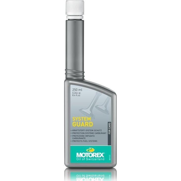 Additif carburant Motorex System Guard 250ml