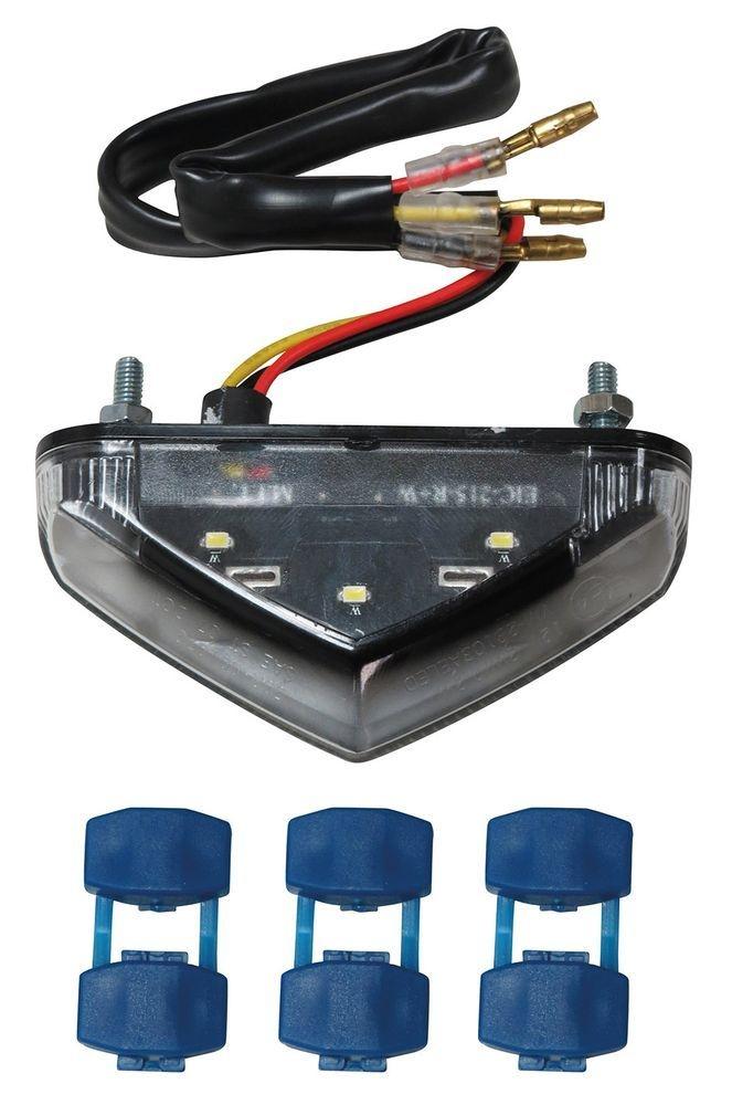 Feux arrière T4 Tune universel à LED