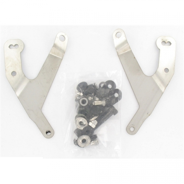 Kit fixation pour Givi 245A Suzuki GSR 600 06-07