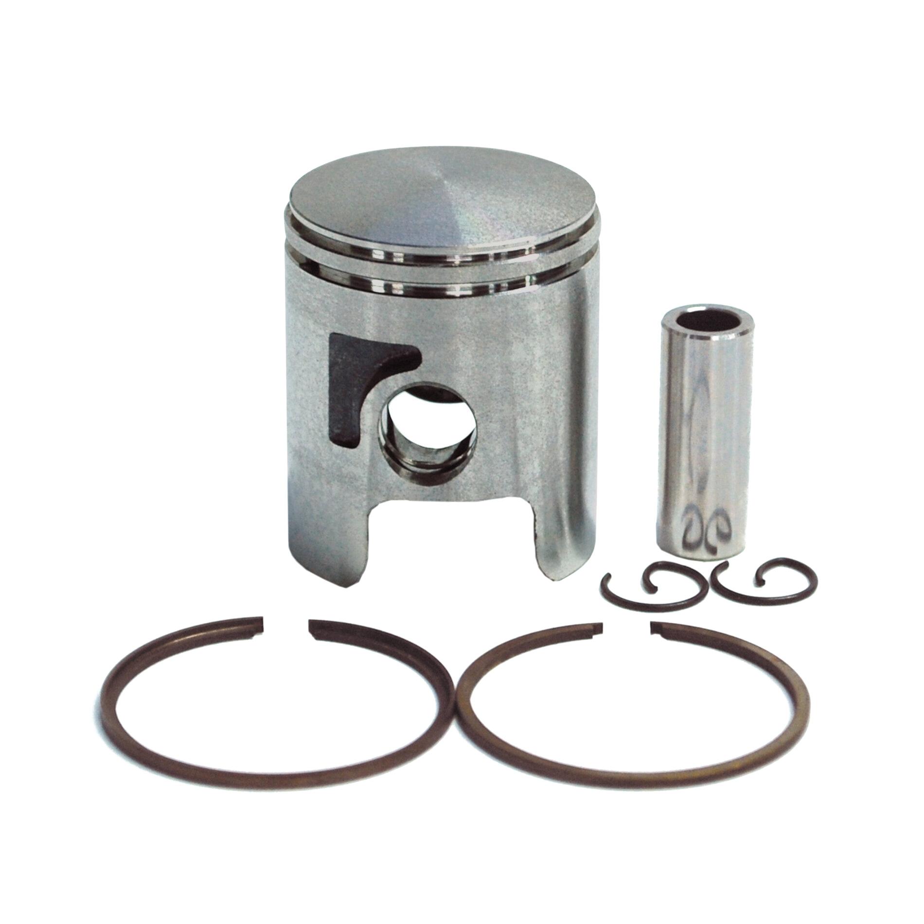 Piston adaptable pour cylindre p2r derbi senda jusqu'a 2005/gpr