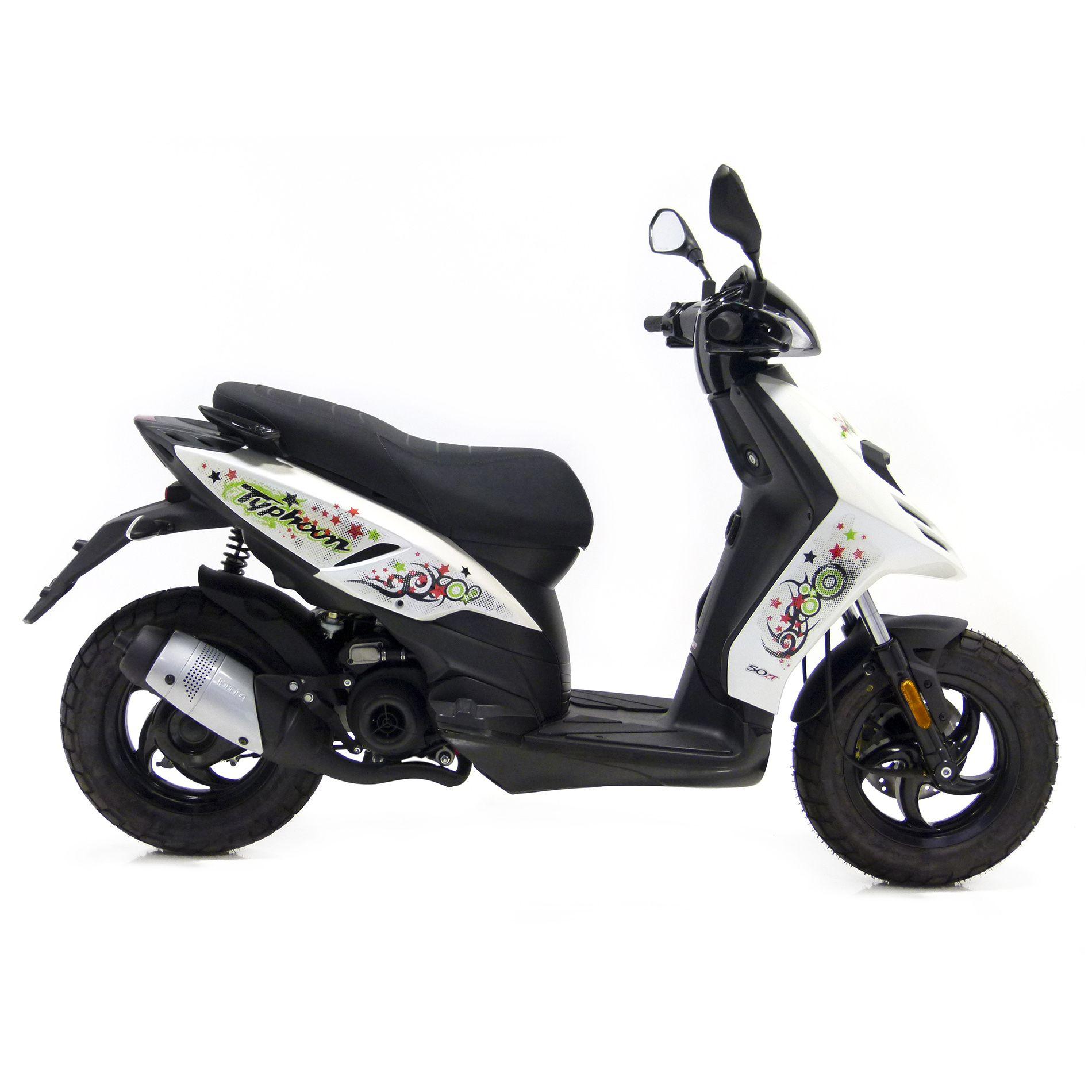 Pot déchappement scooter Leovince Touring pour Piaggio NRG MC2 97-00