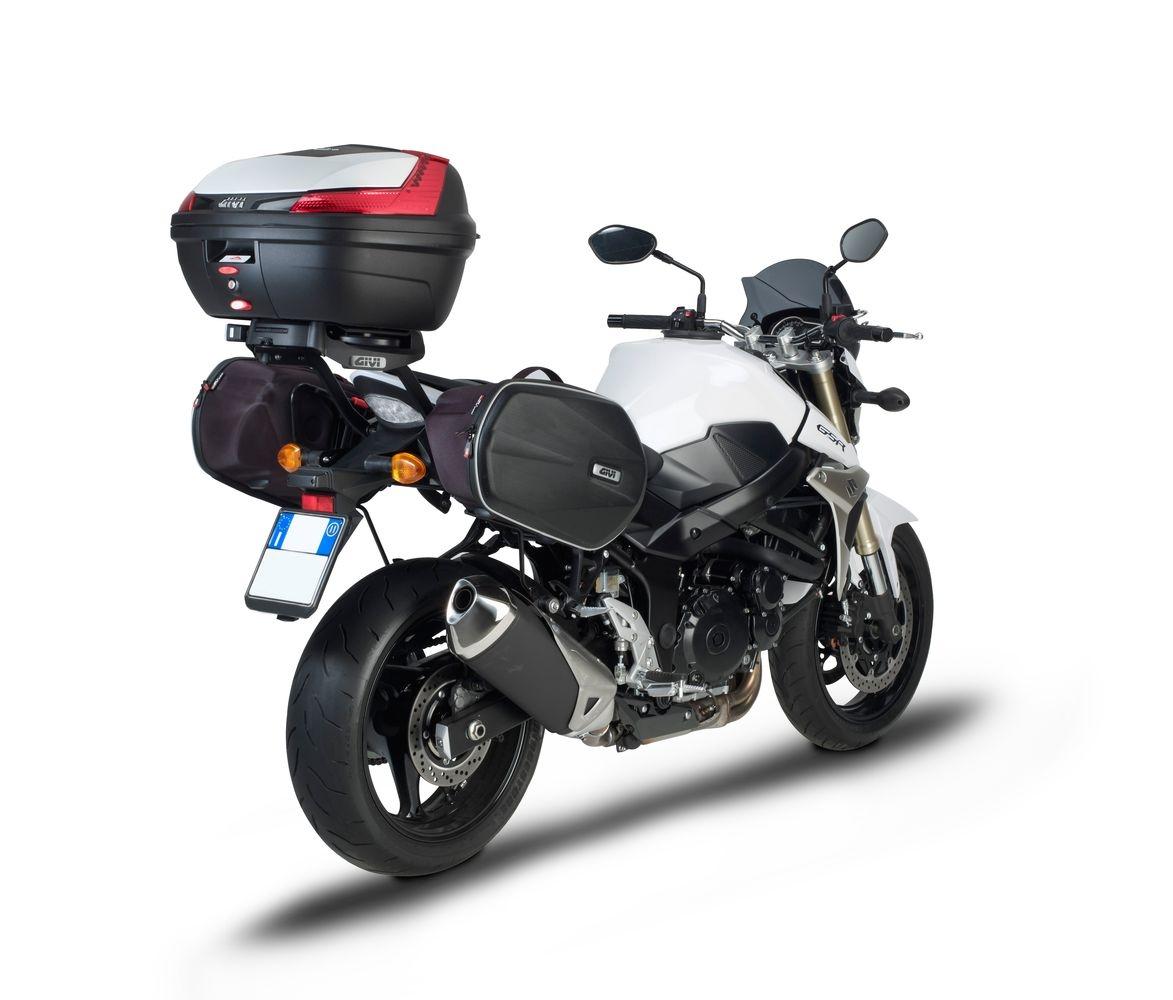 Kit fixation top case Givi Suzuki GSR 750 11-16