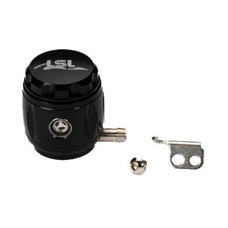 Bocal de liquide de frein LSL 36 ml aluminium noir