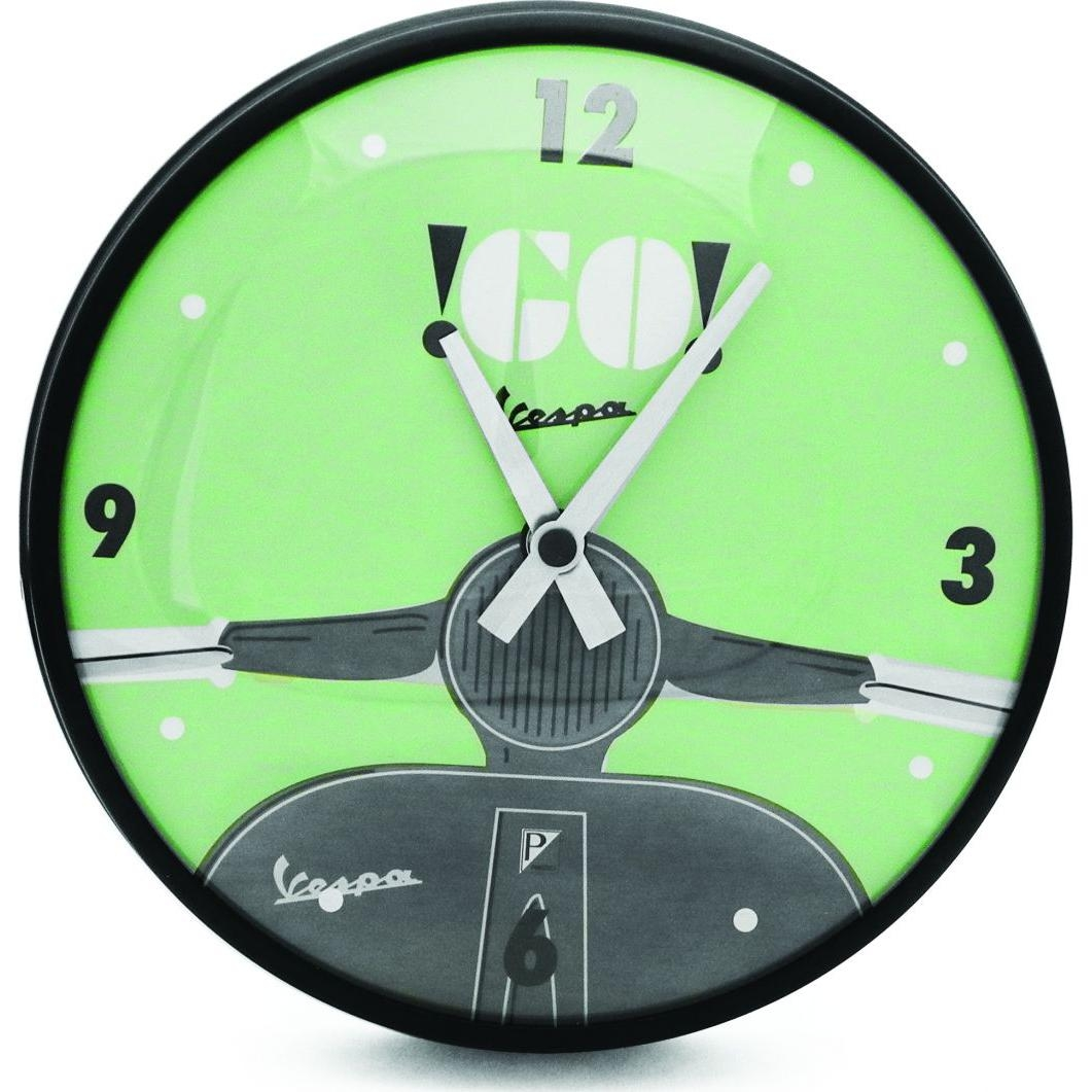 Horloge murale Vespa D.50 vert