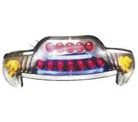 Feu arrière Lexus + LEDs MBK Booster > 99