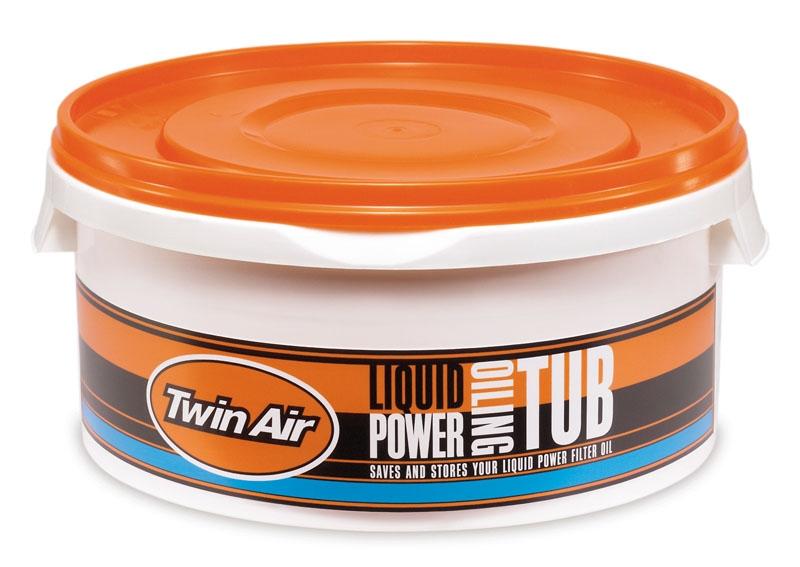 Bac de graissage de filtre Twin Air 5L