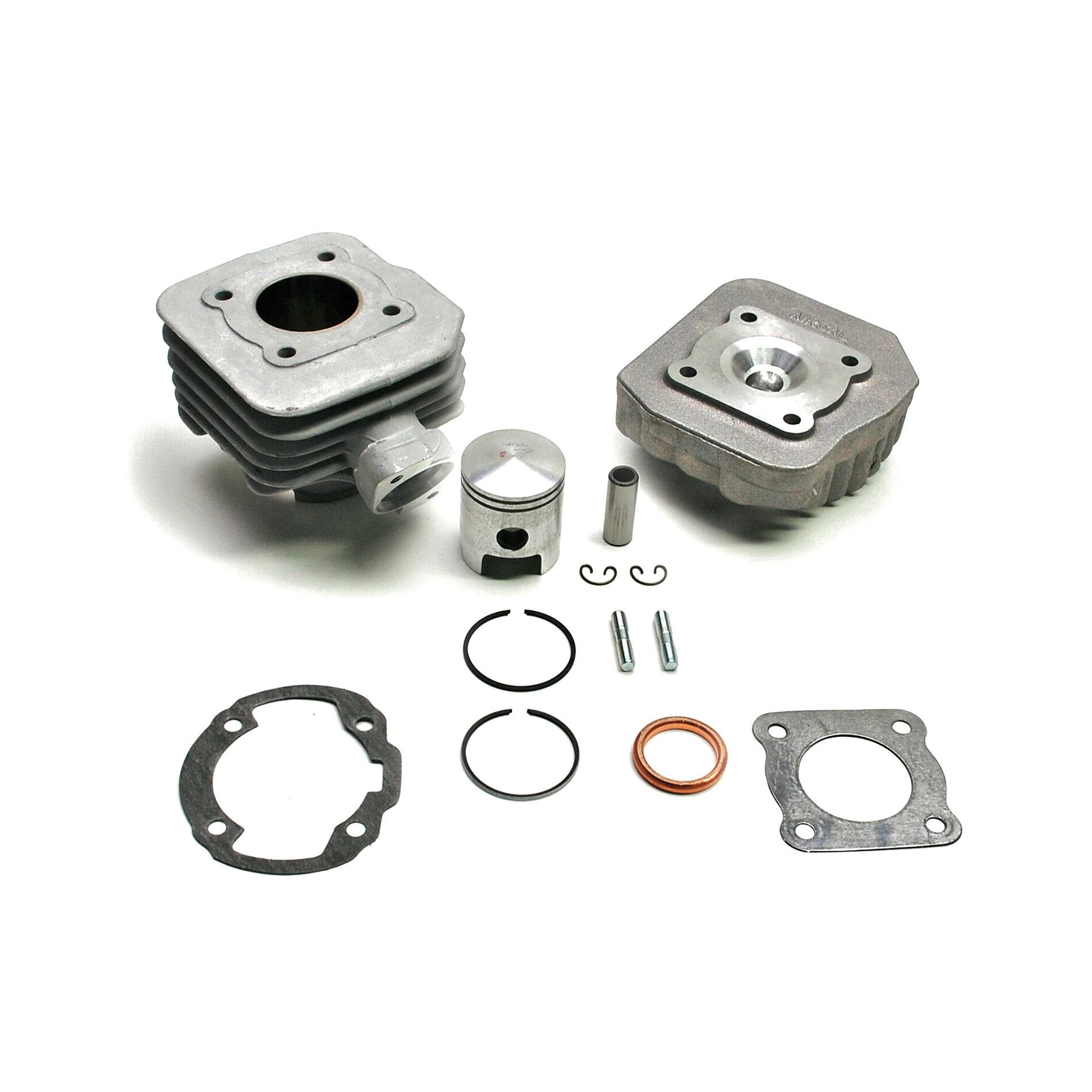Cylindre Culasse Airsal alu adaptable tkr/trekker/Speedfight air/vivac