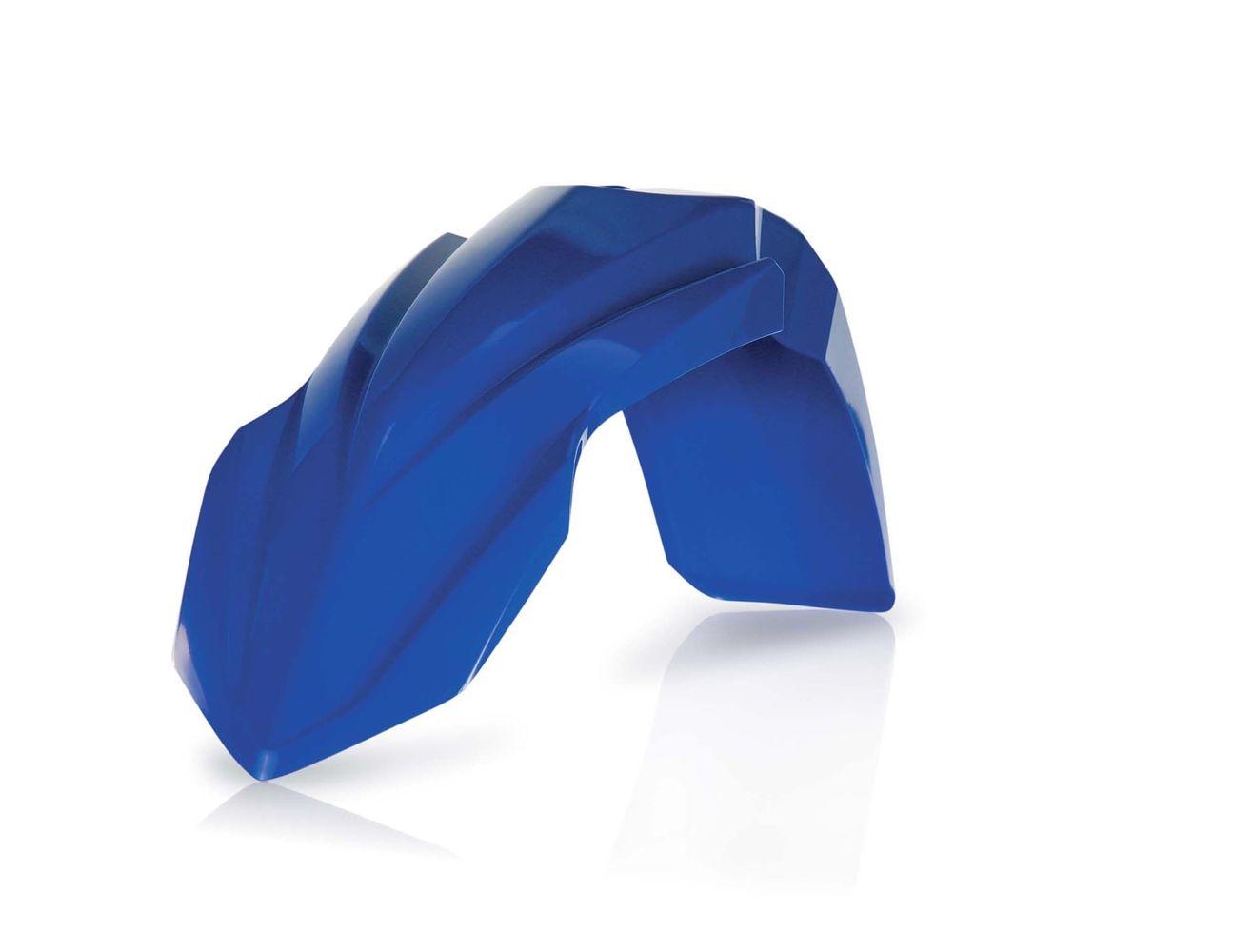 Garde-boue avant Acerbis Yamaha 250 YZF 10-17 bleu