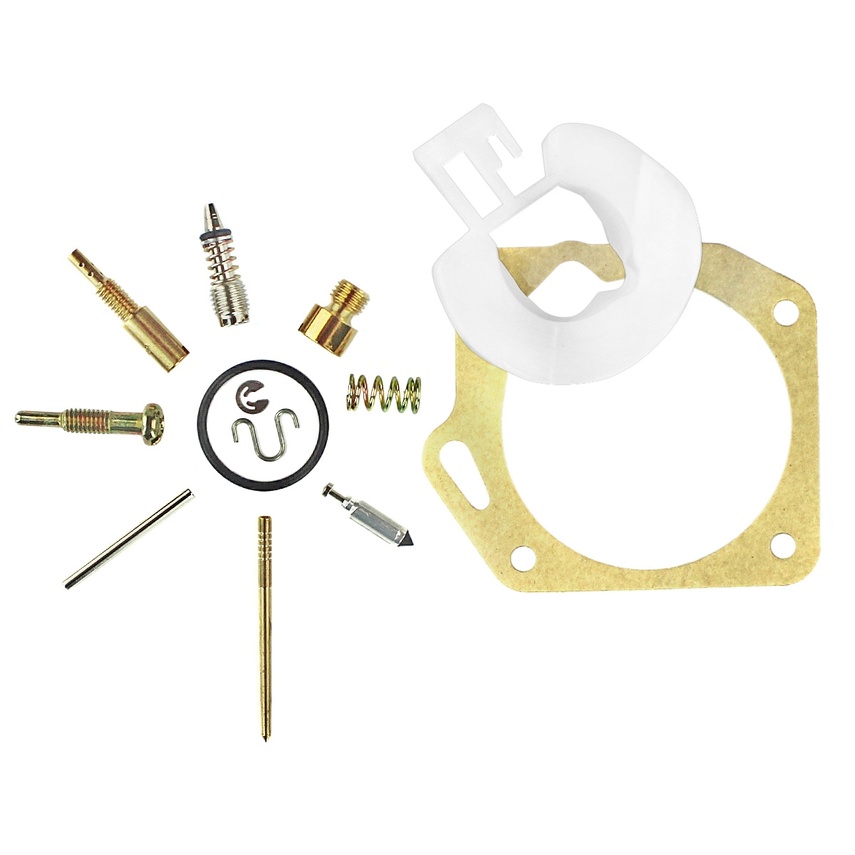Kit réparation de carburateur Gy6 2T 50 cc