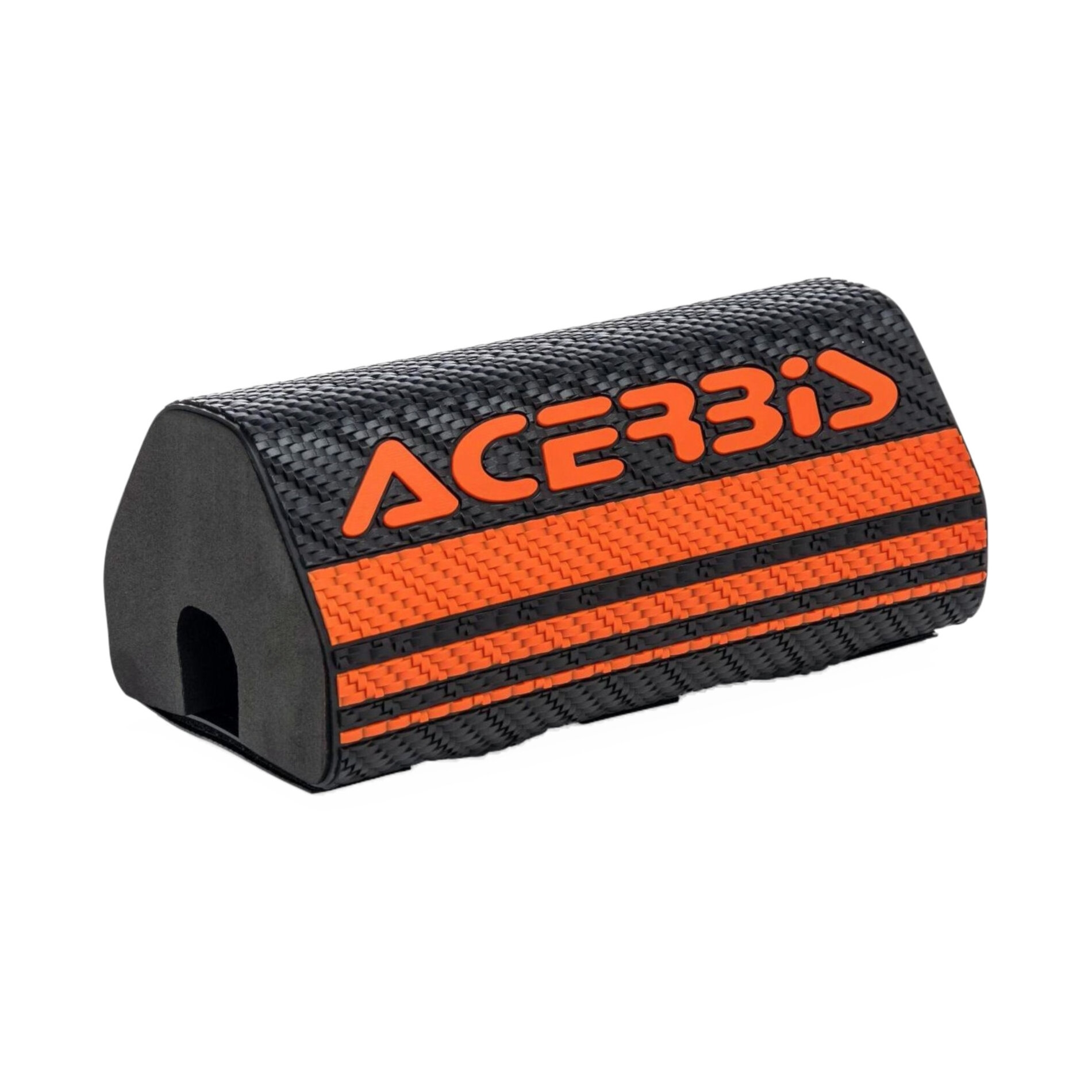 Mousse de guidon Acerbis X-Bar noir/orange