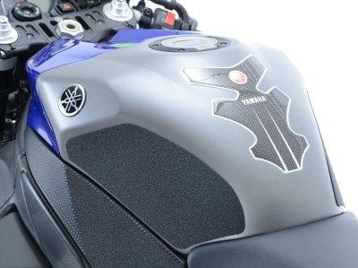 Kit grip de réservoir R&G Racing Eazi Grip noir Yamaha YZF-R1 09-14