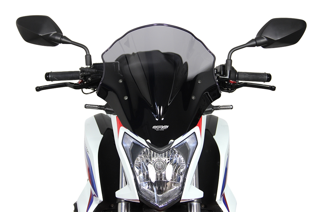 Saute-vent MRA Racing noir Honda CB 650 F 14-16