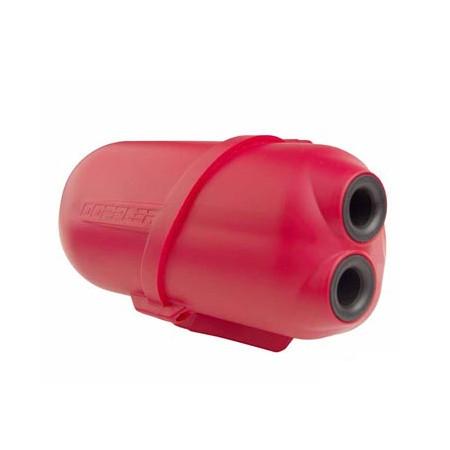 Boîte à air Doppler Air Box Booster Nitro Ovetto - Noir